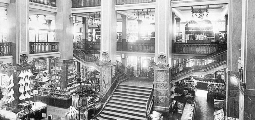 Tietz Department Store, Берлин, 1910