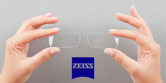 carl zeiss линзы