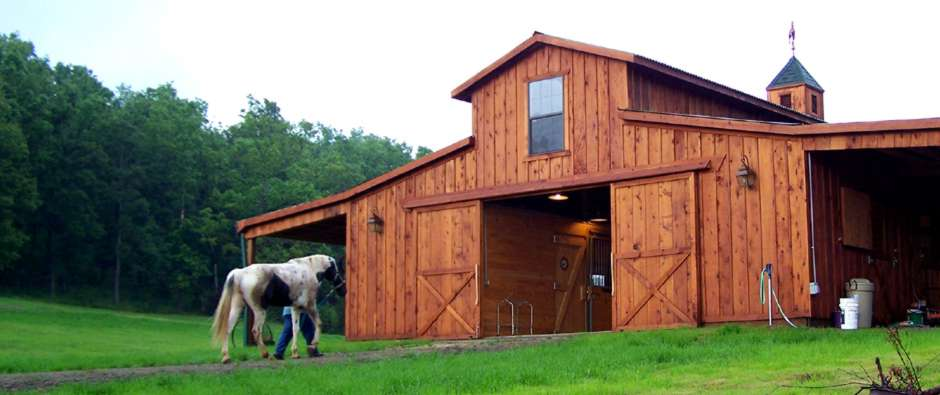 barns and buildings quality barns and buildings horse - 940×395