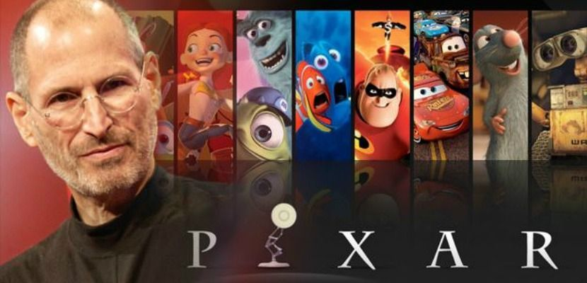 Работа с Pixar Animations