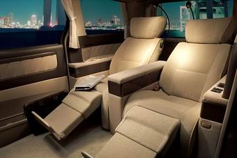 Alphard Royal Lounge
