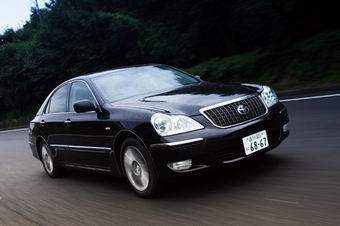 Toyota Crown Majesta C Type F package