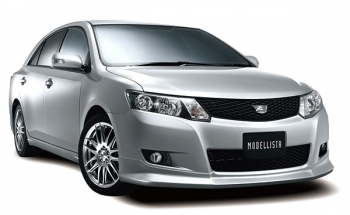 Новая Toyota Allion в тюнинге от Modellista International