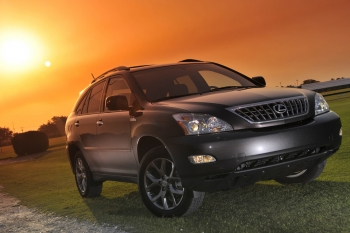 Lexus RX 350 Pebble Beach, 2009